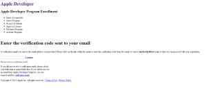 2013-01-09 iOS Developer Program Email Verification