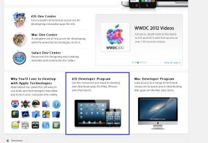 iOS Developer Program