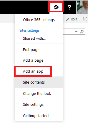 SharePoint Document Library 1