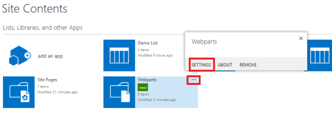 SharePoint Document Library 4