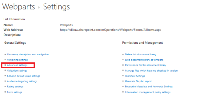 SharePoint Document Library 5